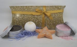 dead sea mud spa gift box