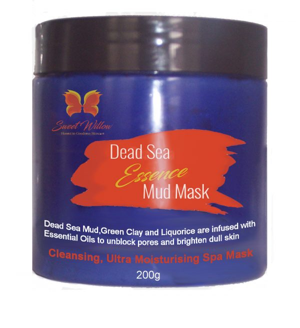 best dead sea face mask